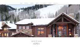 ASPEN, USA: CONSTRUCTION COMPANY