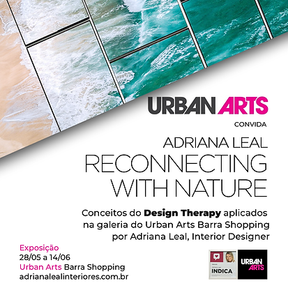 Urban Arts Barra Shopping Adriana Leal