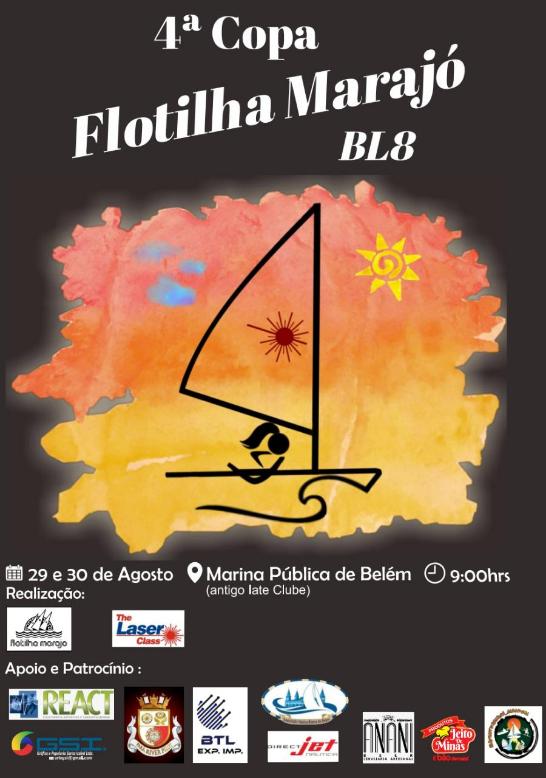 4a Copa Flotilha Marajó BL8 Belém do Pará