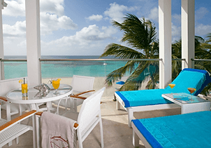 Standard Beach Front at The Manoah Boutique Hotel Anguilla