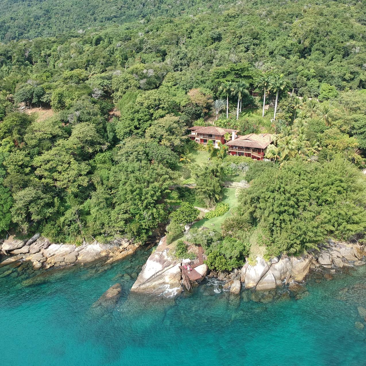 Casa Vermelha  Guest House Praia da Pacu
