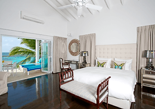 Superior Beach Front at The Manoah Boutique Hotel Anguilla