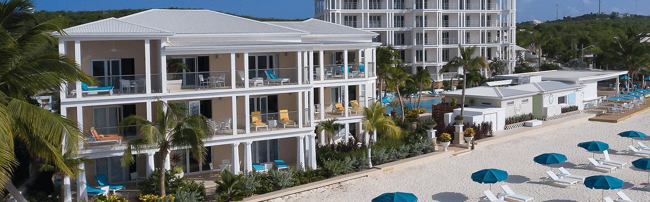 Liz Building at The Manoah Boutique Hotel Shoal Bay East Anguilla Caribbean