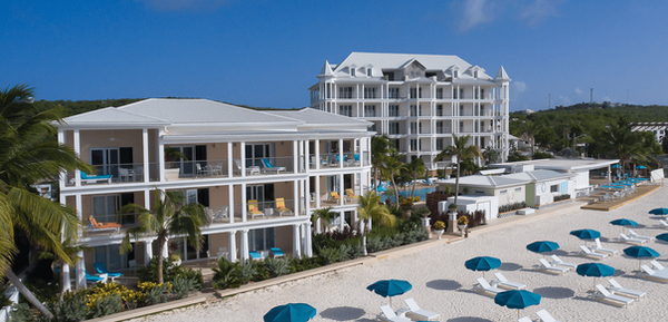 Liz and Deanna Buildings at The Manoah Boutique Hotel Anguilla