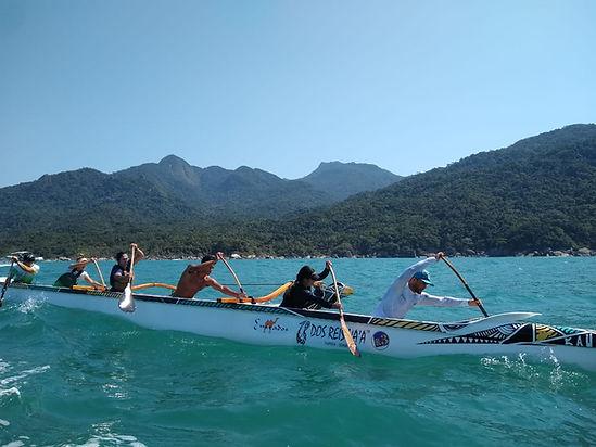 Canoa Polinesia com Paulao Reis Bl3