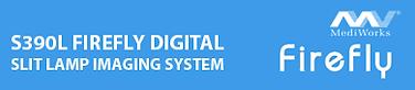 Mediworks S390L Firefly Digital Slit Lamp Imaging System