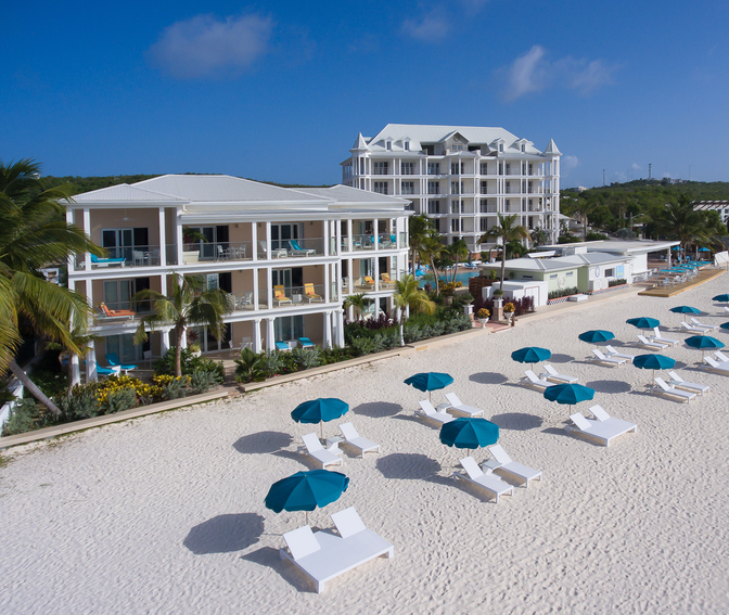 Blissful tranquility in a luxe stylish ambience with the best beach in the Caribbean.