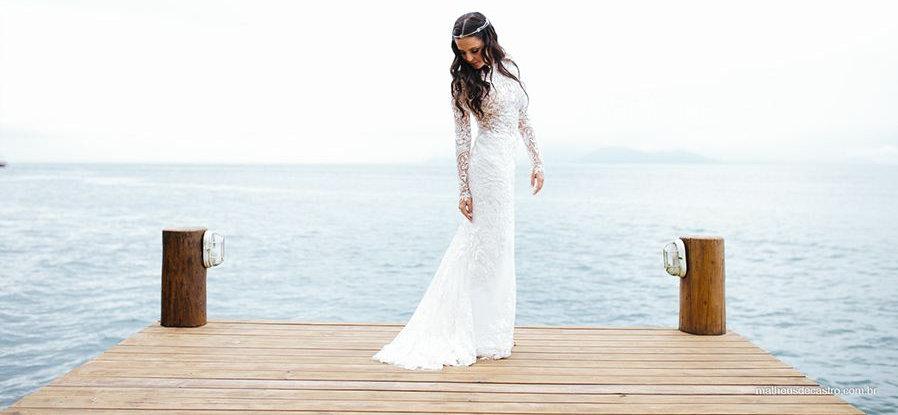 Dia da Noiva Casar em Ilhabela