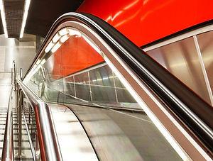 Escamax Revitalização e Modernização de Escadas Rolantes
