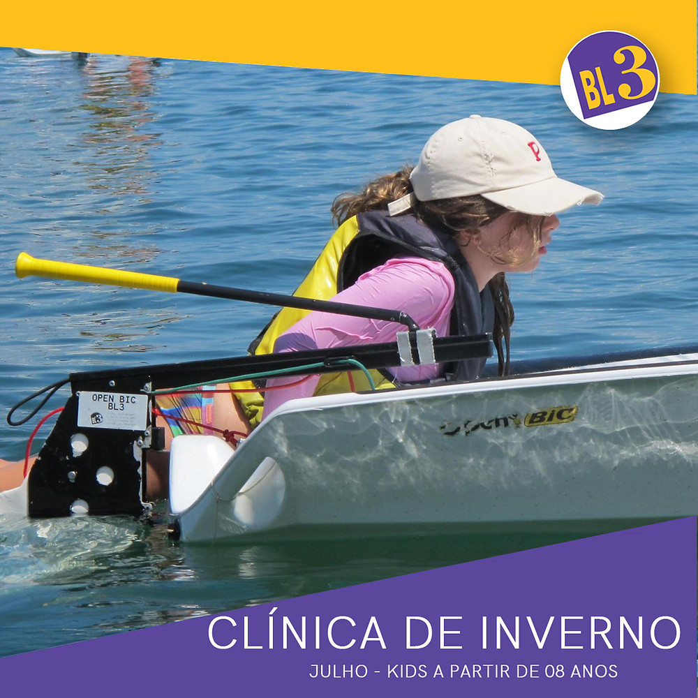 Curso de Vela em open bic, dingue e optimist.