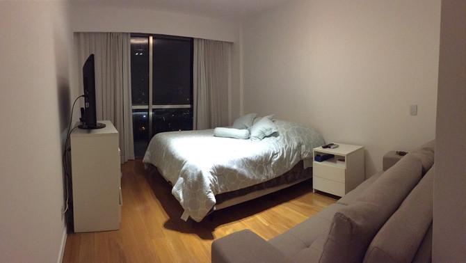 Projeto Suite Casal