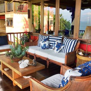 terraco casa vermelha guest house pacuib