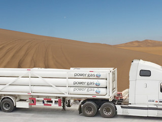 Powergas to drive alternate power solution