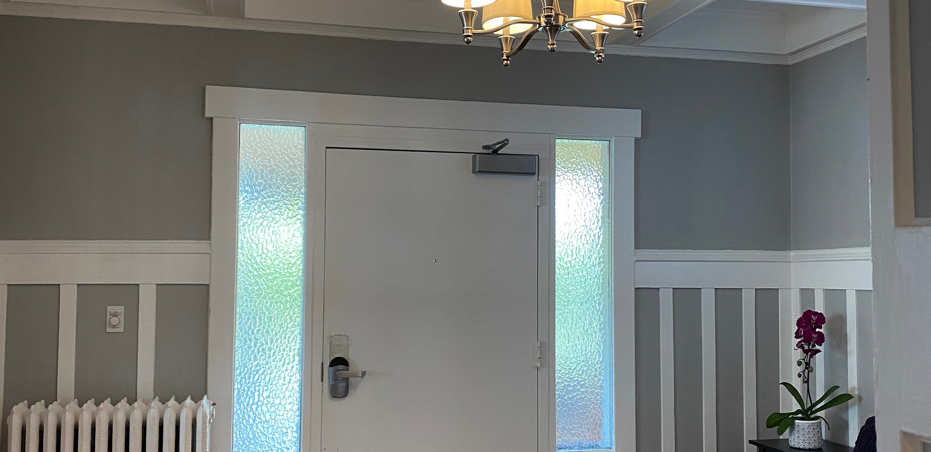 Foyer 2 & Front Door