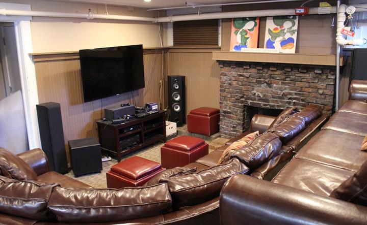 Basement/TV Room 2