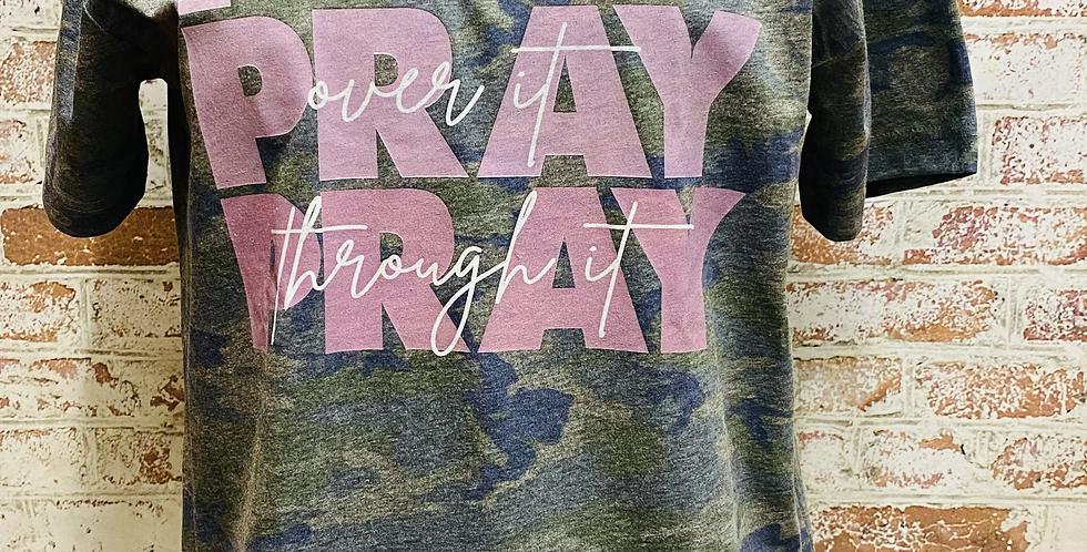 Pray Camo T-Shirt