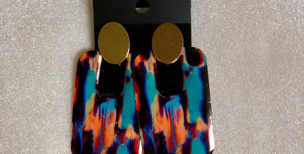 Milti-color Earrings