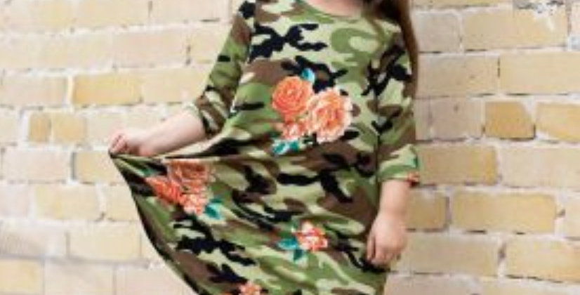 L&B Girls Dress