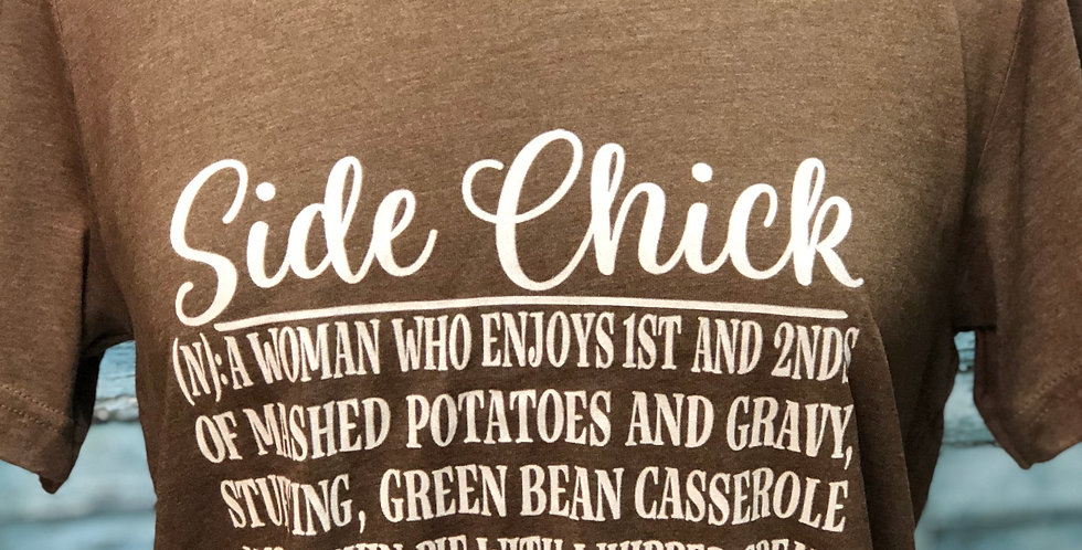 Side Chick Tee