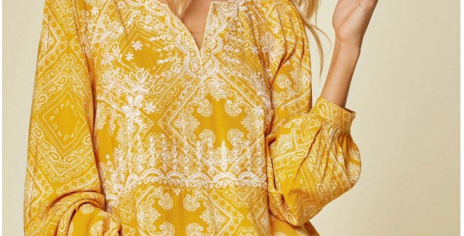 Marigold Top
