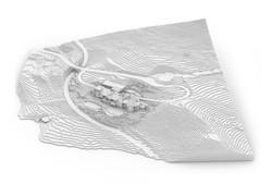 Isolated 3D Property Axon, Rhino