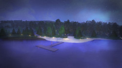 Pond Beach Trail Lighting