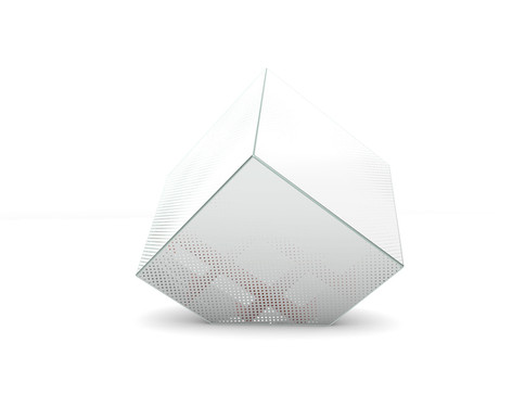 Audio Visualizer Housing