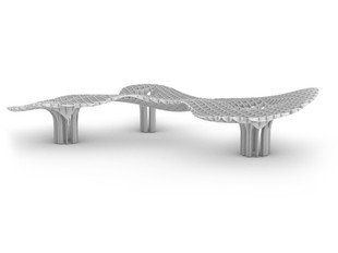 Parametric Shade Structure