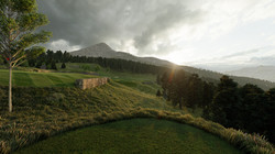 Lone Mountain at Golf Hole 5