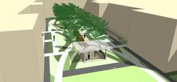 Courtyard Design Concept