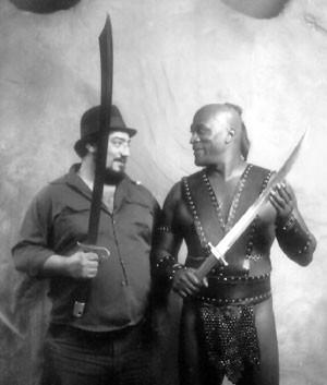 Vic and John