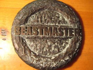 Beastmaster Belt Buckle
