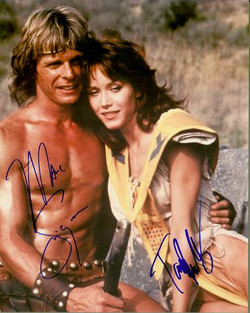 Marc and Tanya Autographed Photo