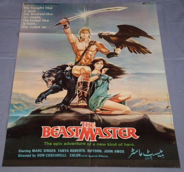 Pakistan Beastmasater Poster