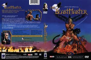DVD Beastmaster Cover