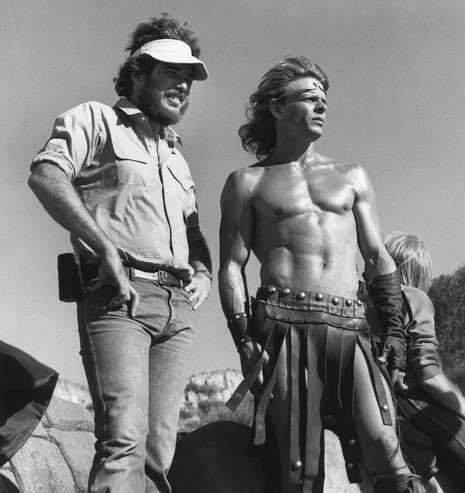 Don Coscarelli and Marc Singer