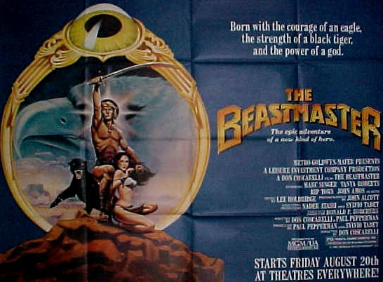 USA Beastmaster Poster