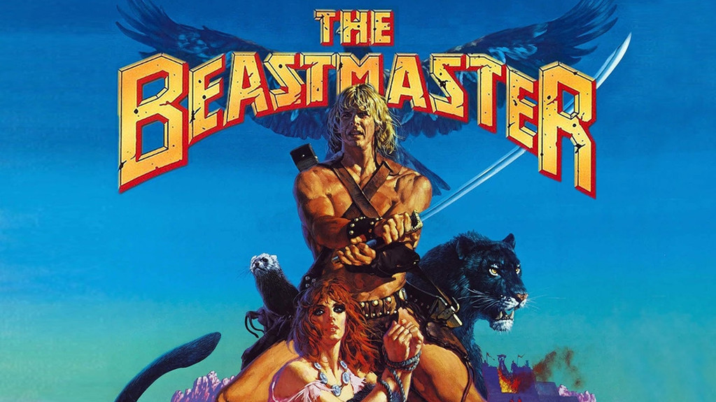The Beastmaster Promotional Ad