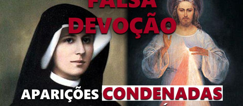 Falsa Devoção à Divina Misericórdia Propagada pela Irmã Faustina