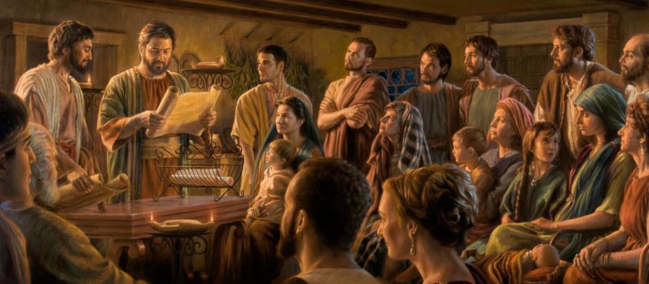 """O que Significa """"Ficar com a Igreja"""" em Nosso Tempo"""