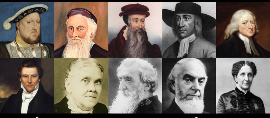 Qual é a idade da sua igreja?
