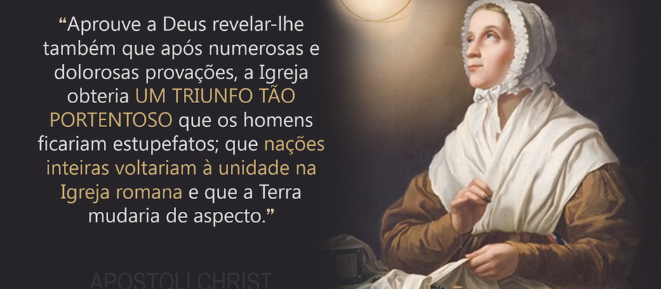 As Profecias da Beata Ana Maria Taigi
