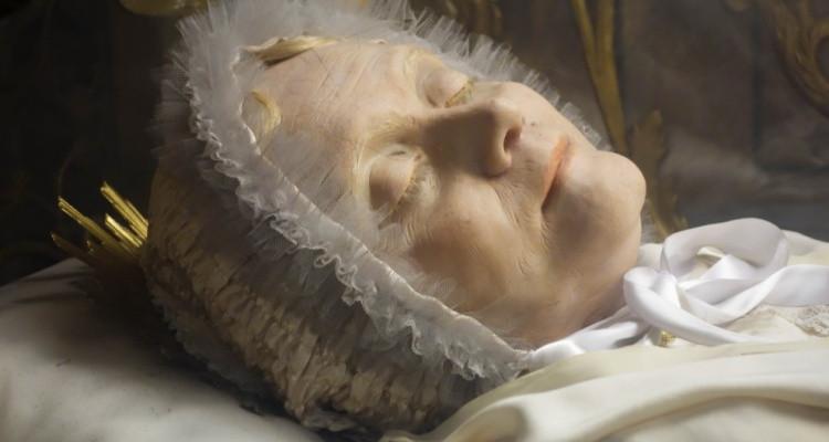 Beata Anna Maria Taigi Sobre os Três Dias de Escuridão