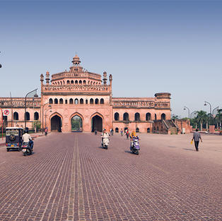 Old Lucknow heritage walk
