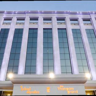 Hotel Thangam grand, Madurai