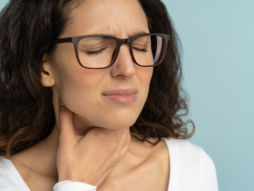 Defeat your Sore Throat   Osteopathy Health Care