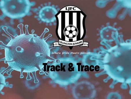 Track & Trace @ LJFC