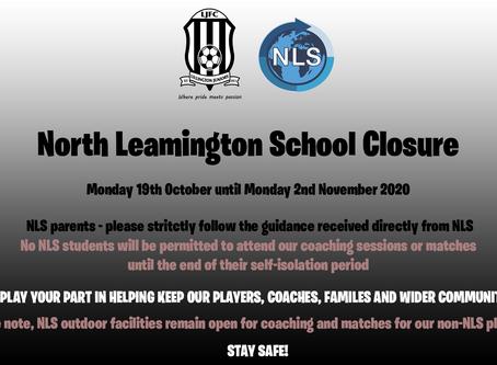 North Leamington School Closure