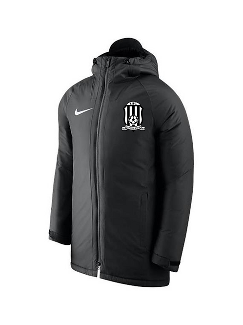 LJFC Coaching Staff Winter Coat