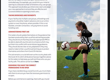 LJFC player appears in national FA guidelines